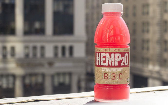 Hemp2o Logo